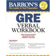 Barron's Gre Verbal Workbook by Geer, Philip, 9781438003795