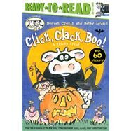 Click, Clack, Boo! A Tricky Treat by Cronin, Doreen; Lewin, Betsy, 9781534413795