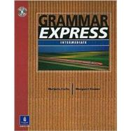 Grammar Express, with Answer Key Book with Editing CD-ROM without Answer Key by Fuchs, Marjorie; Bonner, Margaret, 9780130333797