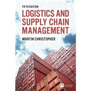 Logistics & Supply Chain Management by Christopher, Martin, 9781292083797