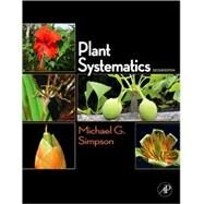 Plant Systematics by Simpson, Michael G., 9780123743800