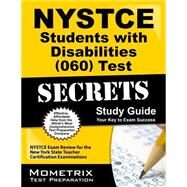 Nystce Students With Disabilities 060 Test Secrets Study Guide by Nystce Exam Secrets, 9781610723800