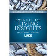 Luke by Swindoll, Charles R., 9781414393803