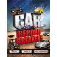 Car Record Breakers by Virr, Paul, 9781783123803