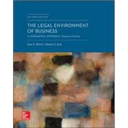 The Legal Environment of Business: A Managerial Approach: Theory to Practice by Melvin, Sean; Katz, Michael, 9780078023804