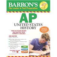 Barron's Ap United States History by Resnick, Eugene V., 9781438073804