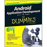 Android Application Development All-in-one for Dummies by Burd, Barry, 9781118973806