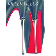 Killer Heels: The Art of the High-heeled Shoe by Small, Lisa; Small, Lisa (CON); Tonchi, Stefano (CON); Weber, Caroline (CON), 9783791353807