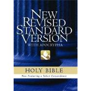 The New Revised Standard Version Bible with Apocrypha by NRSV Bible Translation Committee; Metzger, Bruce M., 9780195283808