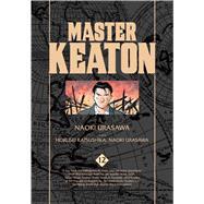 Master Keaton 12 by Urasawa, Naoki; Katsushika, Hokusei, 9781421583808