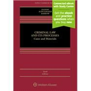 Criminal Law and Its Processes Cases and Materials by Kadish, Sanford H.; Schulhofer, Stephen J.; Barkow, Rachel E., 9781454873808