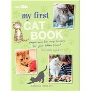My First Cat Book by Herlihy, Angela, 9781782493808