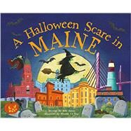 A Halloween Scare in Maine by James, Eric; La Ray, Marina, 9781492623809
