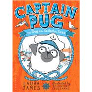 Captain Pug by James, Laura; Ceulemans, Églantine, 9781681193809