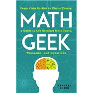 Math Geek by Rosen, Raphael, 9781440583810