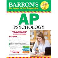 Barron's AP Psychology by Weseley, Allyson J.; McEntarffer, Robert, 9781438073811