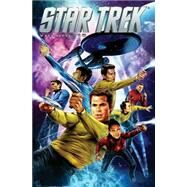 Star Trek 10 by Staggs, Cat; Shasteen, Tony; Johnson, Mike, 9781631403811