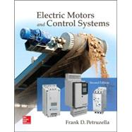 Electric Motors and Control Systems by Petruzella, Frank, 9780073373812