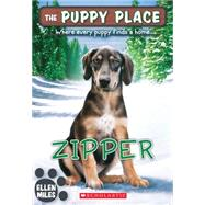 The Puppy Place #34: Zipper by Miles, Ellen, 9780545603812