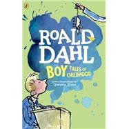 Boy by Dahl, Roald; Blake, Quentin, 9780142413814