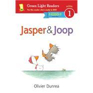 Jasper & Joop by Dunrea, Olivier, 9780544503816