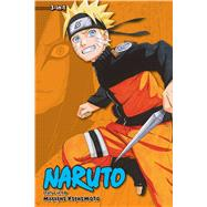 Naruto (3-in-1 Edition), Vol. 11 Includes Vols. 31, 32 & 33 by Kishimoto, Masashi, 9781421573816
