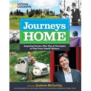 Journeys Home by MCCARTHY, ANDREWNATIONAL GEOGRAPHIC TRAVL TEAM, 9781426213816