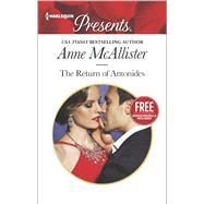 The Return of Antonides Christmas at the Castello (bonus novella) by McAllister, Anne; Cinelli, Amanda, 9780373133819