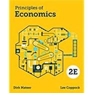 Principles of Economics + Digital Product License Key Folder by Lee Coppock, Dirk Mateer, 9780393623819