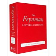 The Feynman Lectures on Physics: The New Millennium Edition by Feynman, Richard Phillips; Leighton, Robert B.; Sands, Matthew, 9780465023820