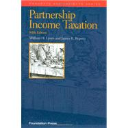 Partnership Income Taxation, 5th by Lyons, William H.; Repetti, James R., 9781599413822