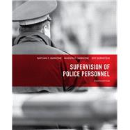 Supervision of Police Personnel by Iannone, Nathan F.; Iannone, Marvin; Bernstein, Jeffrey L., 9780132973823