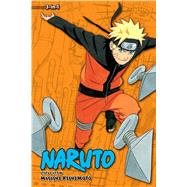 Naruto (3-in-1 Edition), Vol. 12 Includes volumes 34, 35 & 36 by Kishimoto, Masashi, 9781421573823