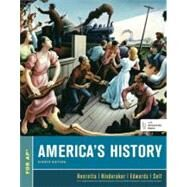 America's History For the AP Course by Henretta, Hinderaker, Edwards, Self, 9781457673825