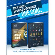 A Guide to the Project Management Body of Knowledge / Agile Practice Guide Bundle by Project Management Institute, 9781628253825