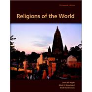 Religions of the World by Hopfe, Lewis M.; Woodward, Mark R.; Hendrickson, Brett, 9780133793826