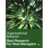 Organizational Behavior...F/ Mngrs by Pearce, 9780978663827