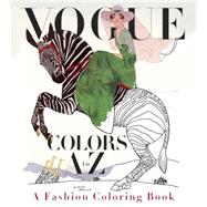 Vogue Colors a to Z by Steiker, Valerie, 9780451493828