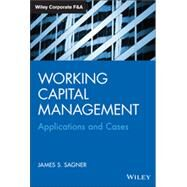 Working Capital Management by Sagner, James S., 9781118933831
