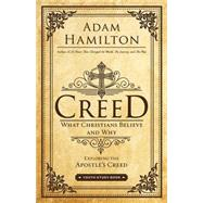 Creed Youth Study Book by Hamilton, Adam, 9781501813832