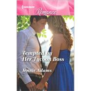 Tempted by Her Tycoon Boss by Adams, Jennie, 9780373743834