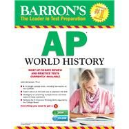 Barron's Ap World History by Mccannon, John, Ph.d., 9781438073835