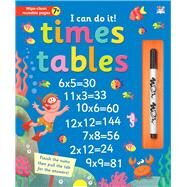 I Can Do It! Times Tables by Lambert, Nat; Green, Barry, 9781787003835