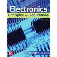 Electronics: Principles and Applications by Schuler, Charles, 9780073373836