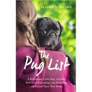 The Pug List by Hodgson, Alison, 9780310343837