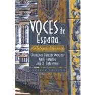 Voces de Espana by Paredes-Mendez, Francisca; Harpring, Mark; Ballesteros, Jose, 9781285053837
