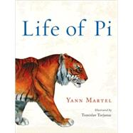 Life of Pi 9780151013838U