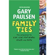 Family Ties by PAULSEN, GARY, 9780385373838