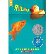 Rules by Lord, Cynthia, 9780439443838