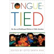Tongue-Tied by Santa Ana, Otto, 9780742523838